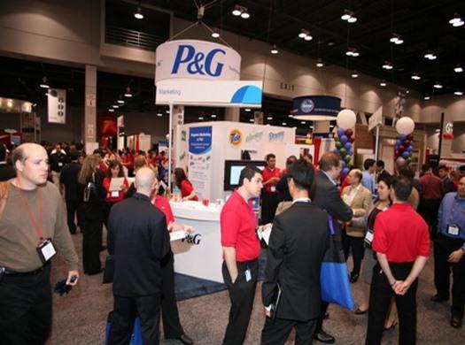 Procter & Gamble expo