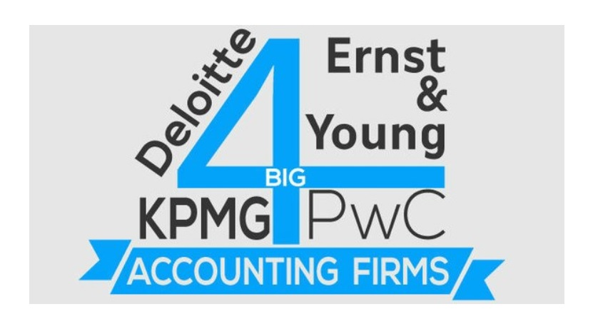 Comparison of the Big Four companies, Comparison of the Big Four accounting firms, comparison of pwc, ey, deloitte, kpmg