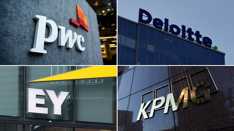 The Big Four – PWC, E&Y, KPMG, Deloitte: everything you wanted to know