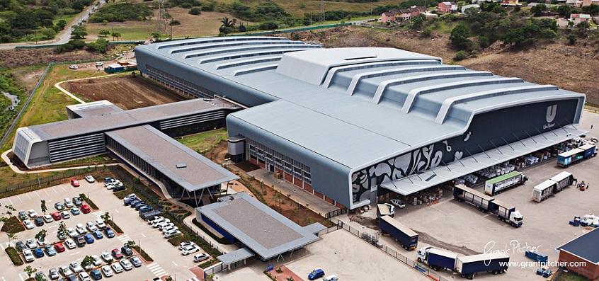 Unilever factory