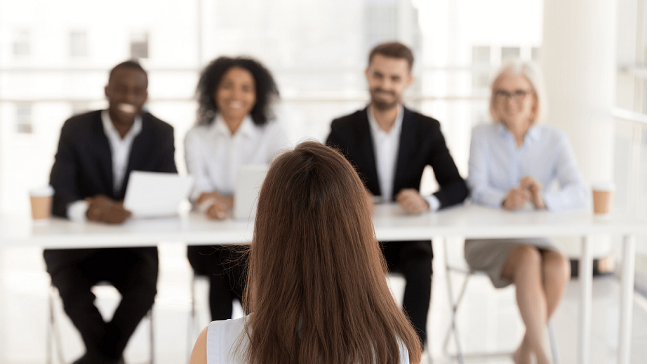 job Interview tips speaking with employer