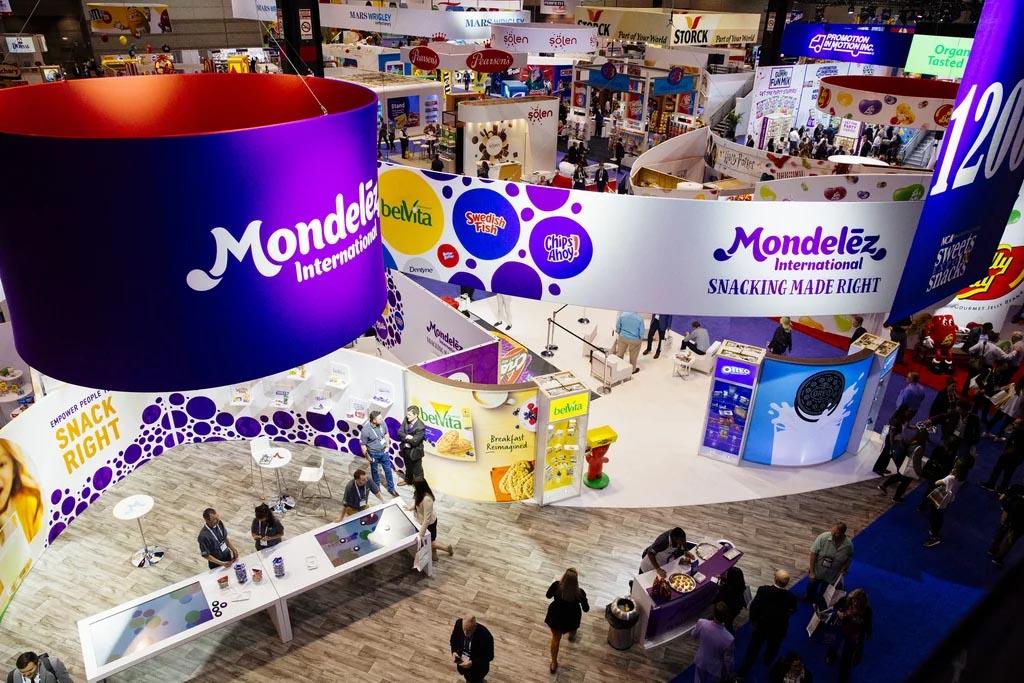 Mondelez International production