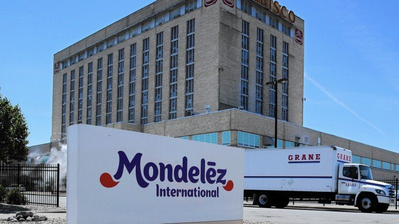 Mondelez International: working and getting a job there