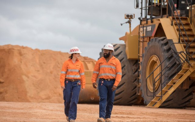 Rio Tinto mining jobs