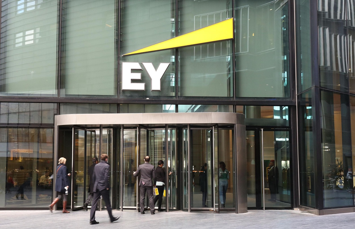 ernst young ey office