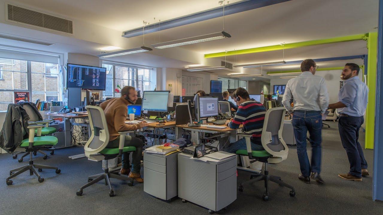 Cisco london working job