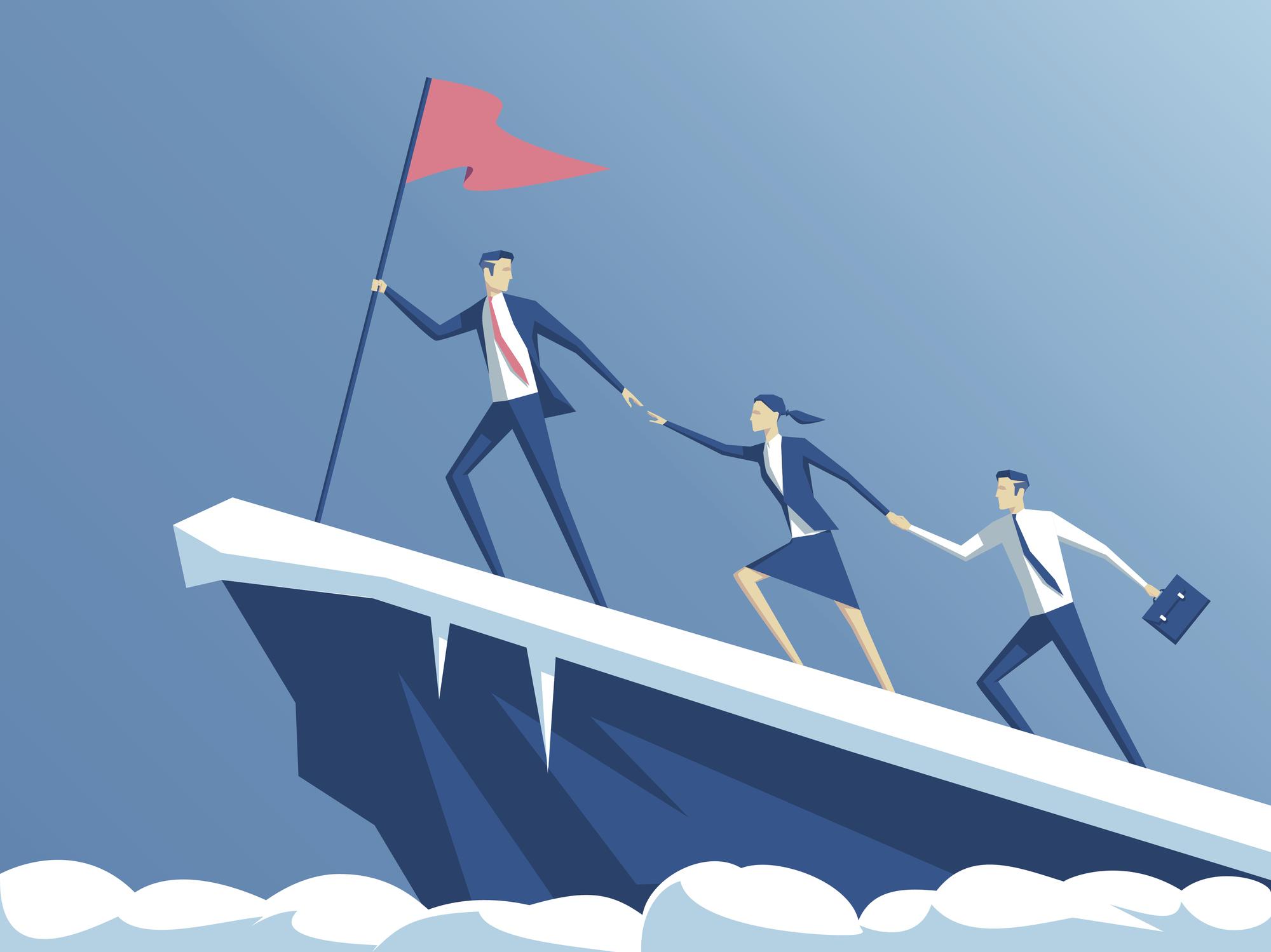 Leadership assessment test, a self-assessment test for a leader