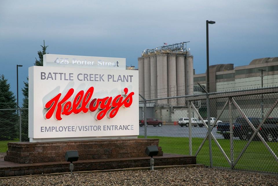 Kellogg Company factory
