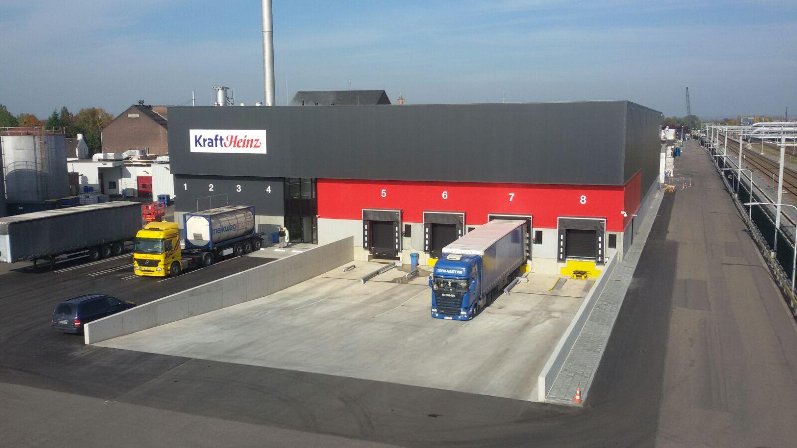 Kraft Heinz plant jobs