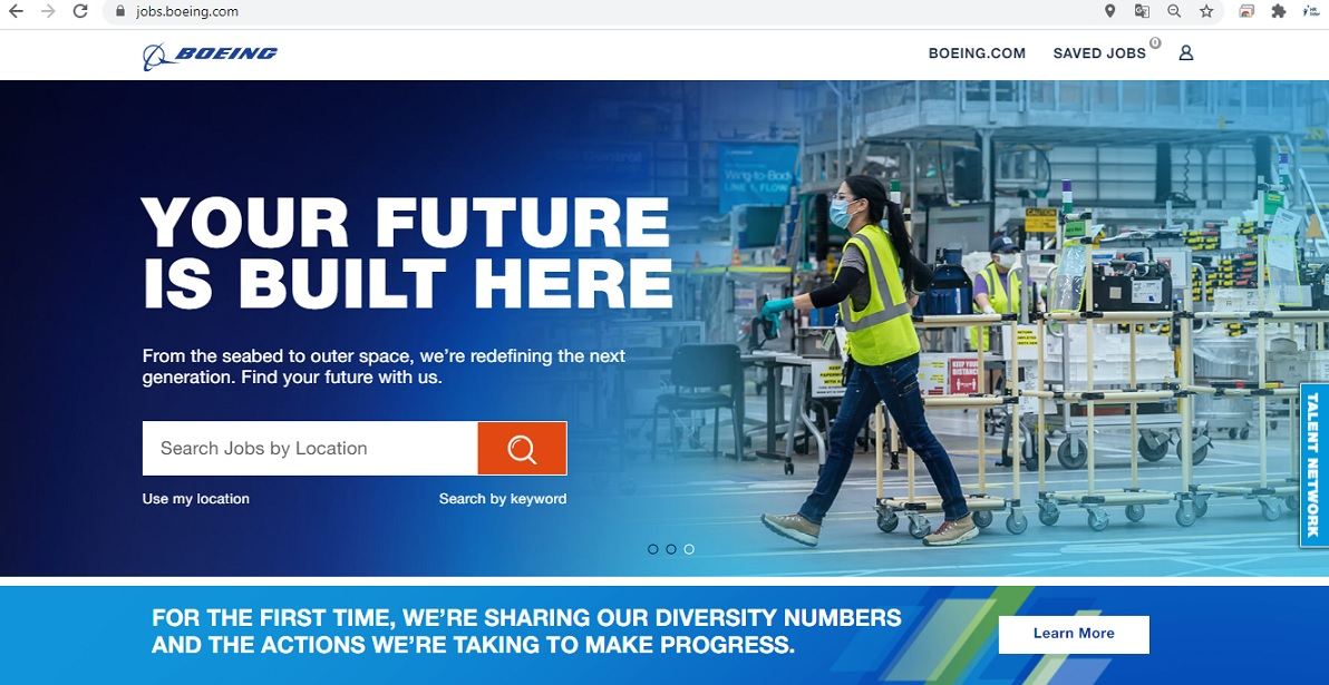 jobs at boeing